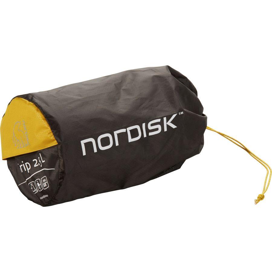 Saltea auto-gonflabila Nordisk Grip 2.5 LARGE Self-Infl. Mat