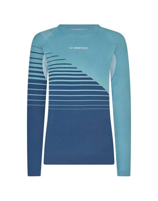 Tricou LaSportiva Ski Mountaineering®Tune Long Sleeve W Femei