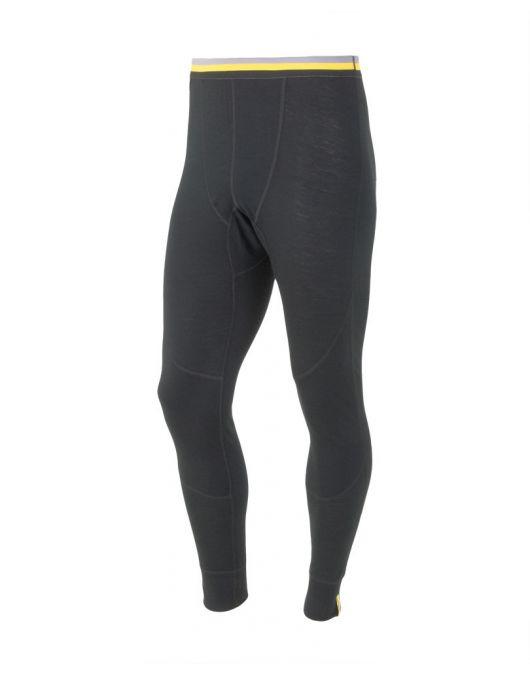 SENSOR MERINO ACTIVE pantaloni de corp barbati (negru)