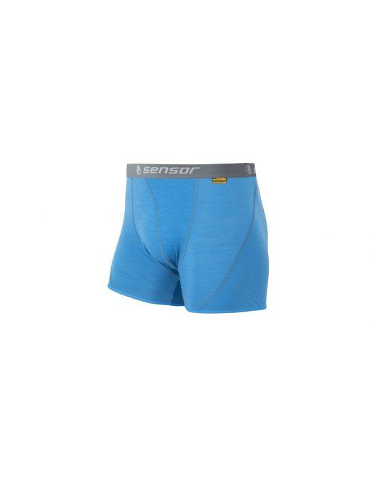 SENSOR MERINO ACTIVE boxeri barbati (albastru)