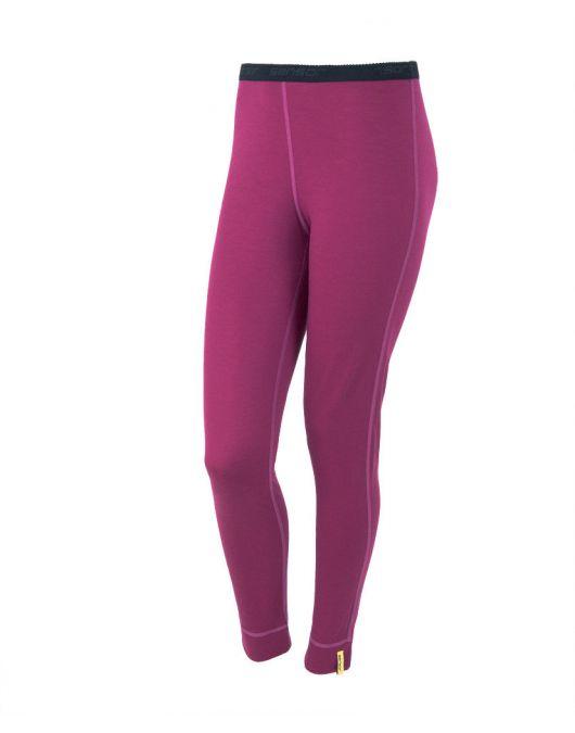 Pantaloni de corp SENSOR MERINO ACTIVE UNDERPANTS femei (mov)