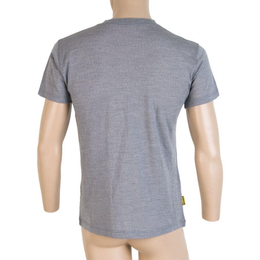 SENSOR MERINO ACTIVE PT tricou maneca scurta barbati (gri)