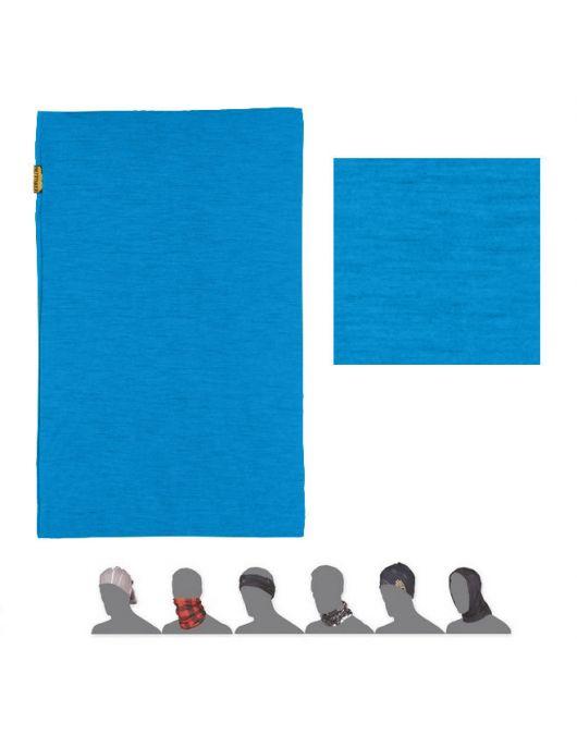 SENSOR MERINO ACTIVE bandana UNI (albastru)