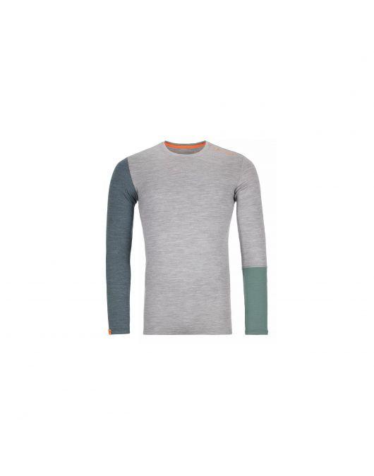 Bluza de corp Ortovox 185 Merino Rock N Wool