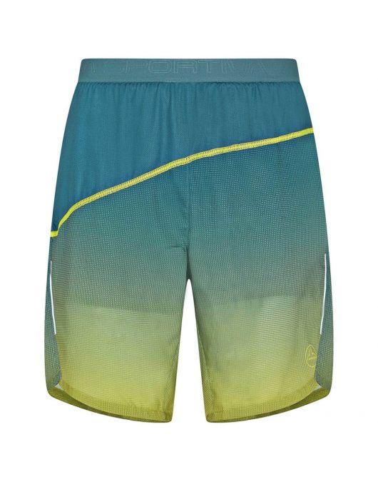 Pantaloni scurti pt alergare montana, LaSportiva Mountain Running® Medal Short barbati