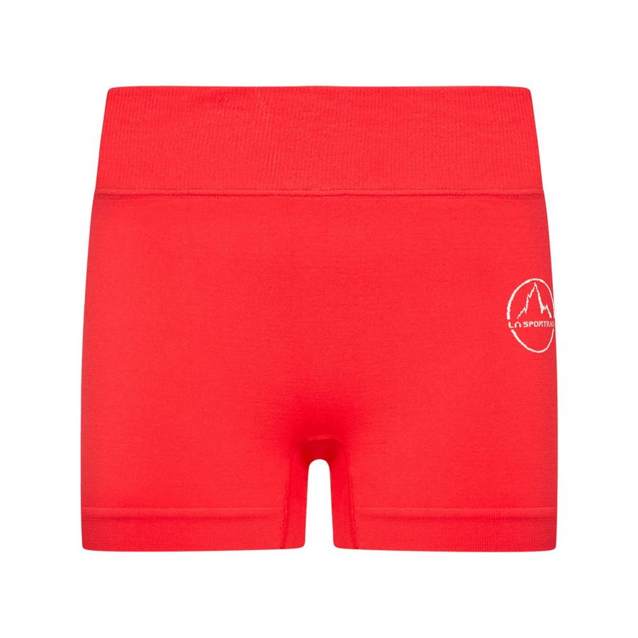 Pantaloni scurti pt alergare, LaSportiva Mountain Running Podium Tight Short femei