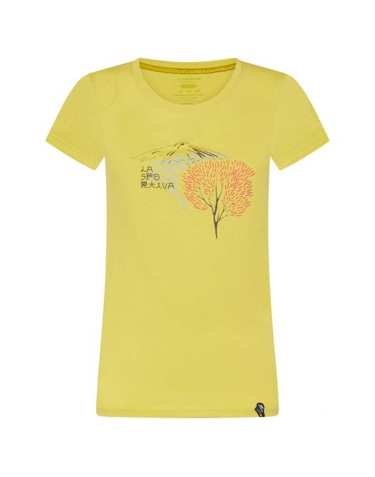 Tricou Femei LaSportiva Climbing Bloom T-Shirt W