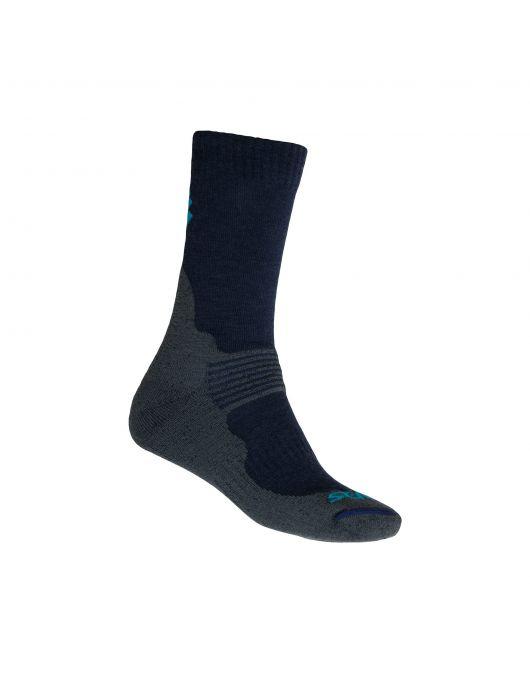 SENSOR EXPEDITION MERINO ciorapi UNI (albastru inchis/gri)