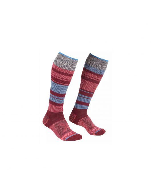 Ciorapi femei Ortovox Merino All Mountain Long Socks Warm