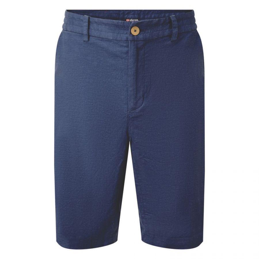 Pantaloni scurti din canepa, pt calatorii, Sherpa Kiran Hemp Short barbati