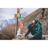 Sherpa Pumori Jacheta femei impermeabila