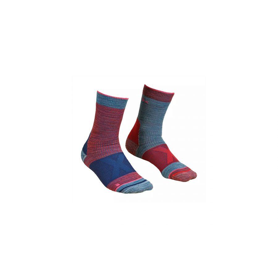 Ciorapi femei Ortovox Merino Alpinist Mid