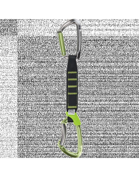 Bucla echipata Climbing Technology Lime nylon PRO