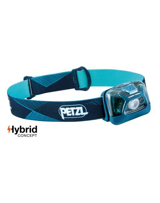 Lanterna frontala Petzl Tikka Hybrid 300