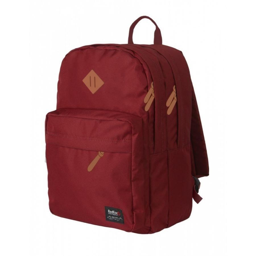Rucsac scoala, calatorii, RedFox Bookbag L2