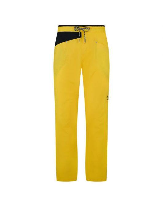 Pantaloni pt alpinisti LaSportiva Bolt Pant M Yellow/Black