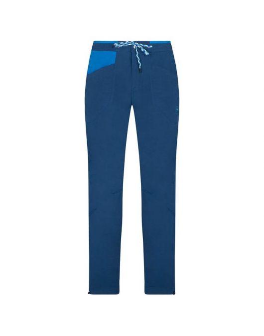 Pantaloni catarare LaSportiva Crimper Pant Barbati Opal/Neptune
