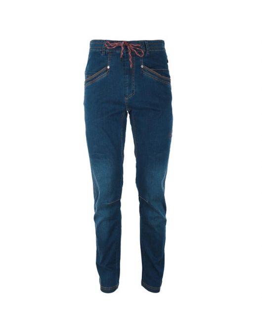 Pantaloni catarare LaSportiva  Dawn Wall Jeans M Jeans/Brick