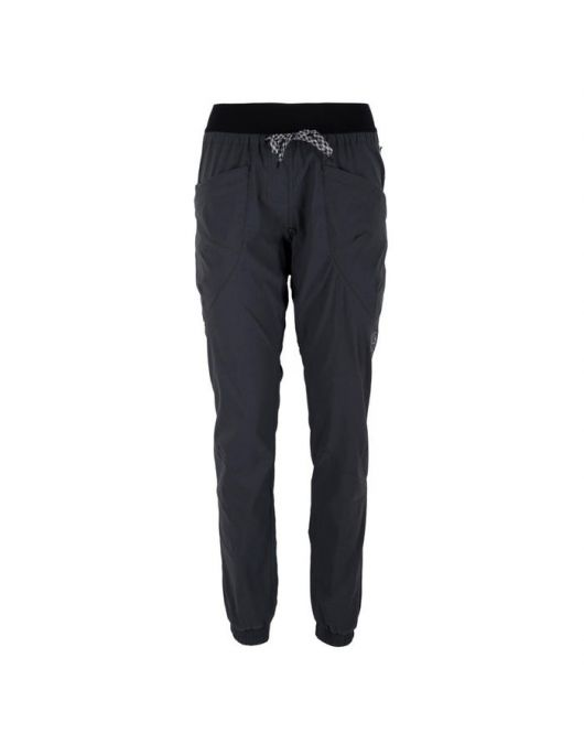 Pantaloni pt escalada, LaSportiva Climbing Mantra Pant femei Carbon