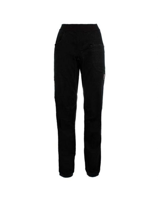 Pantaloni pt escalada, LaSportiva Climbing Epoc Jeans  femei Black/Beet